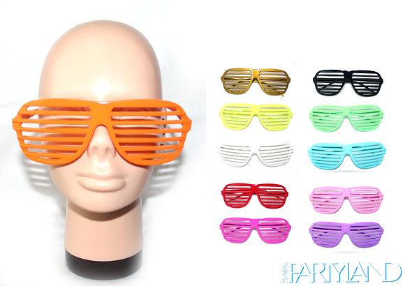 Striped Color Glasses