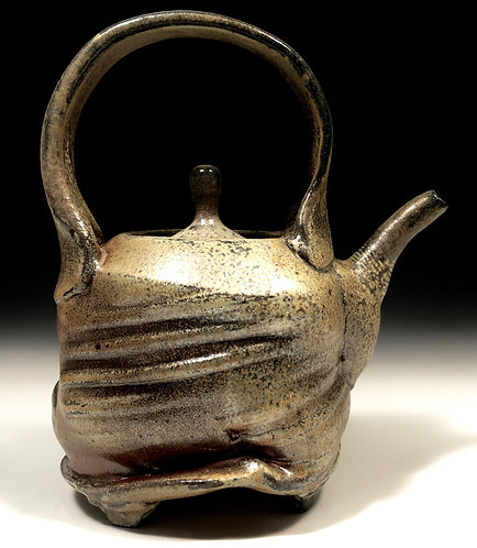 Refired teapot