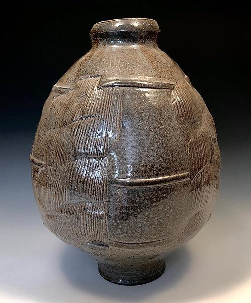 Large shino vase