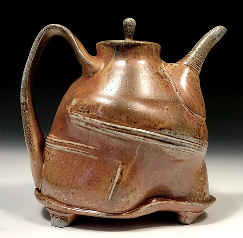Large soda teapot