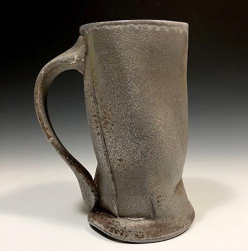 Tall beer mug