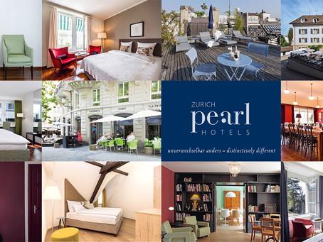 Die Zurich PEARL Hotels wurden gegründet!