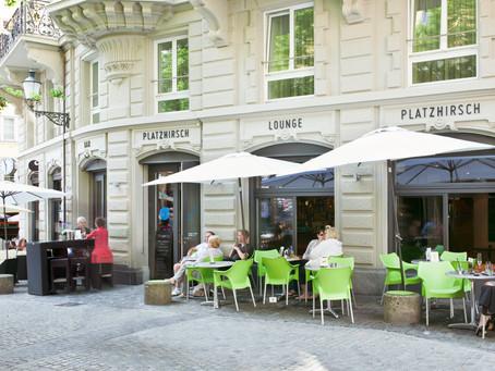 Sigi Gübeli spricht über den Lifestyle im  PLATZHIRSCH am Hirschenplatz