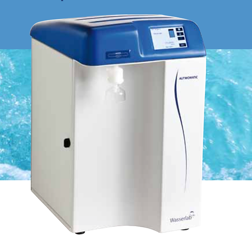 AUTWOMATIC PLUS - PURIFICADOR PARA AGUA ASTM II