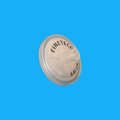 Filtros de Jeringa de PVDF Hidrofílico - No Estériles - Ø 25 mm x 0,45 µm
