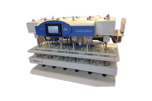 Test de Disolución USP Aparato 1 y Aparato 2