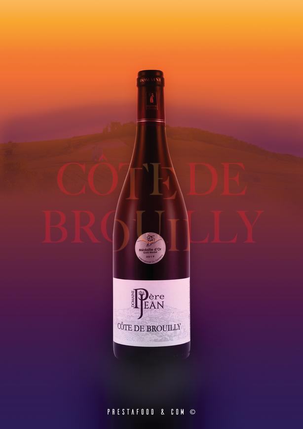 Saga des Crus - AOC Côte de Brouilly