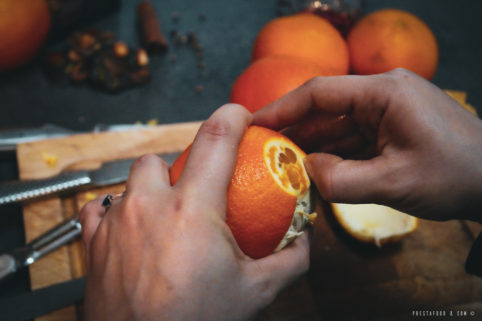 Orangettes pour Noel