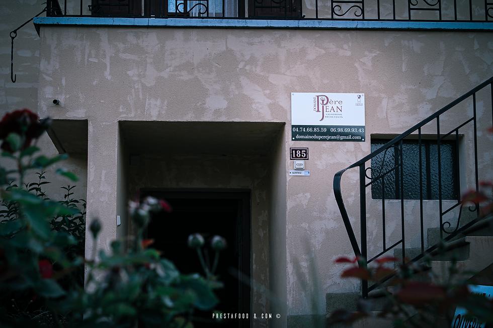 Commande livraison retrait au caveau Côte de Brouilly Domaine du Père Jean