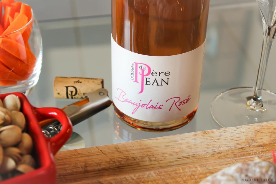 Beaujolais Rosé - Domaine du Père Jean