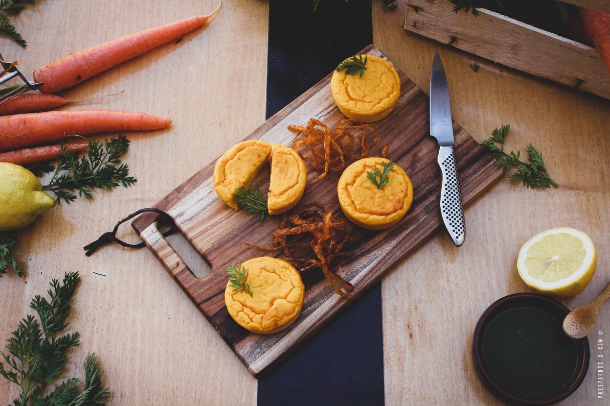 Comment cuisiner toute la carotte fane ?