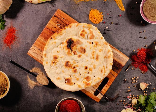 Naan Nature Tandoori Masala Food Truck
