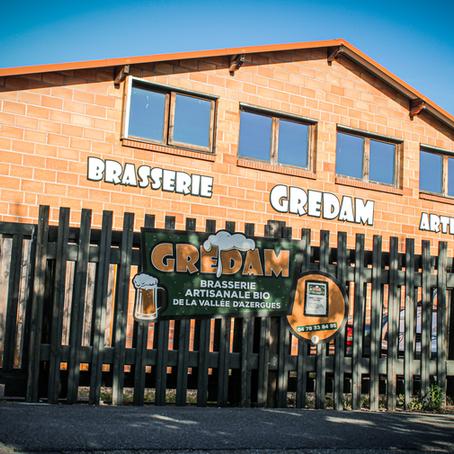 À Table ! #1 - GREDAM, Brasserie Artisanale Bio