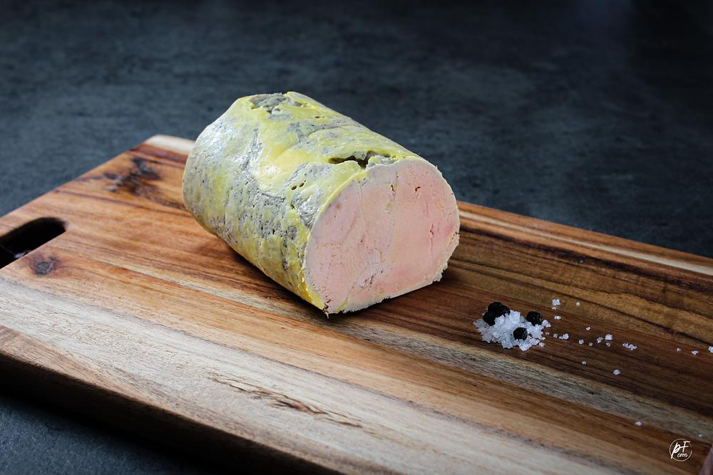 Ballotin de Foie Gras maison à l'O' de Bière Noël beaujolais recette