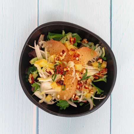Salade des Premiers jours Printaniers