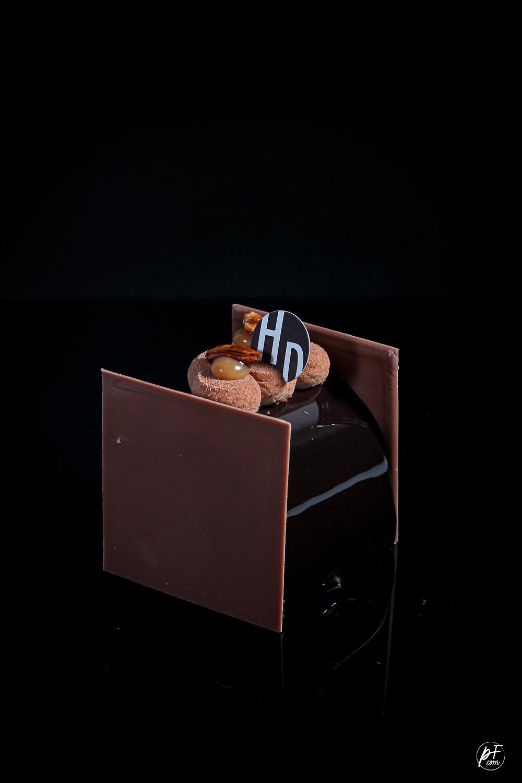 Bûchette Chocolat - Henri Desmoulins valrhona