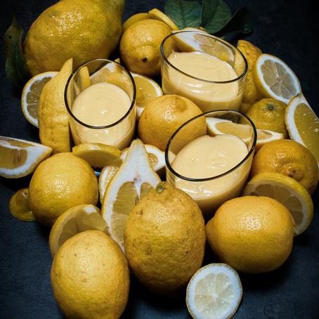 Lemon Curd et Sablé Breton