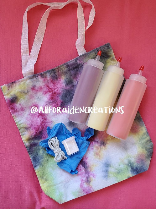 Take and Make: Tie Dye Kits