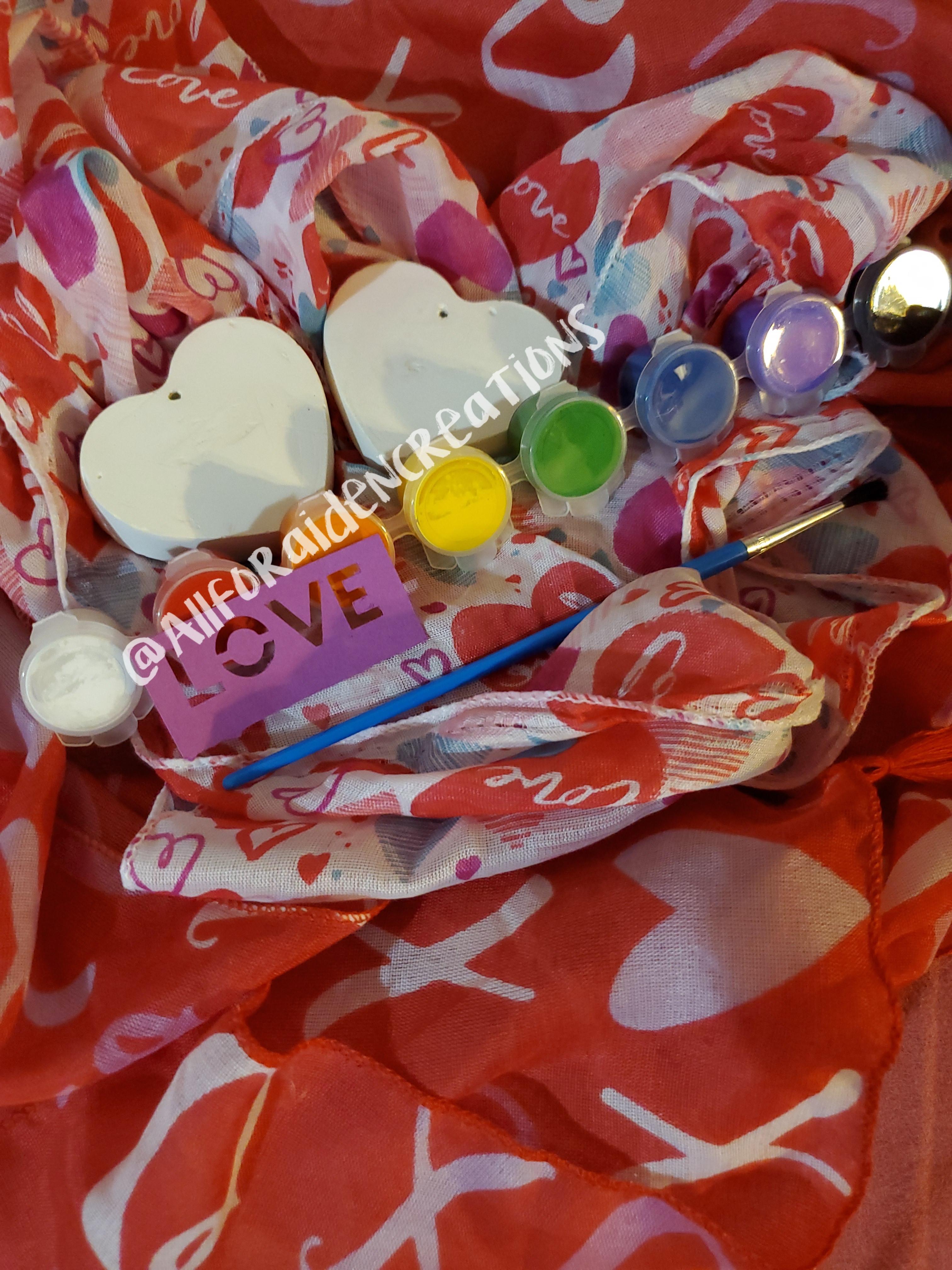 Make and Take: Valentine Ornaments