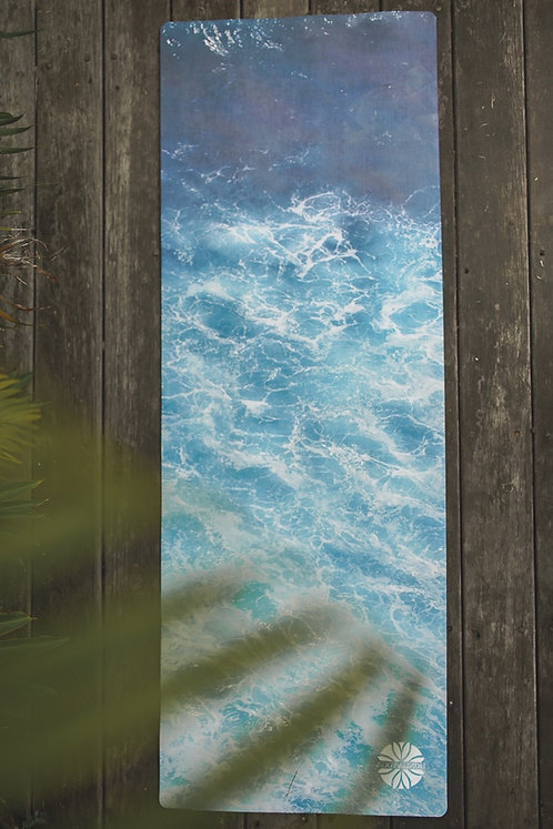 Honua Eco Oceans Energy Yoga Mat