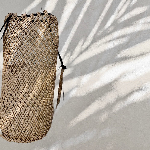 Honua Natural Handwoven Beach Basket