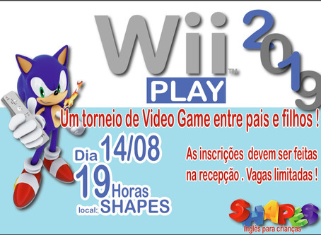 WII PLAY 2019 - Father's day