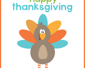 "A importância do  ""Thanksgiving Day"""