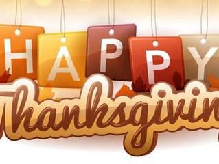 O que é o Thanksgiving ?