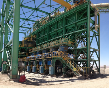 Crushing Plant Optimization