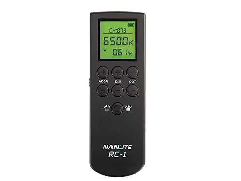 Nanlite RC-1 Remote Controller for Forza Series