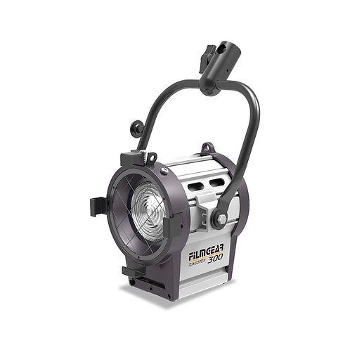 FILMGEAR Tungsten Fresnel 300W