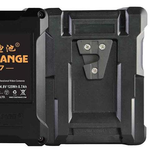 POWERANGE BP-N130 125Wh 14.8V 8.7Ah Battery (V-Mount)