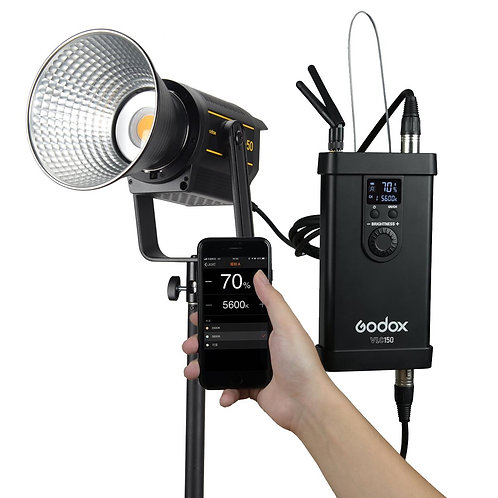 Godox VL150 150W LED Video Light (Daylight Balanced)