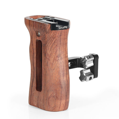 SmallRig Universal Wooden Side Handle 2093 SmallRig Universal Wooden Side Handle