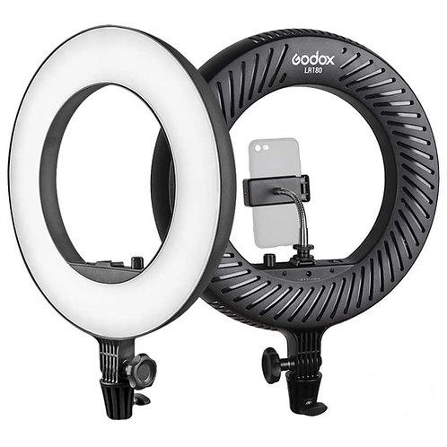 Godox LR180 14inch Daylight Ringlight (Black)