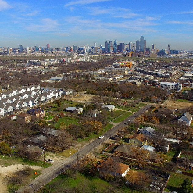 West Dallas Residential Land