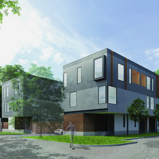 16 Unit Townhomes