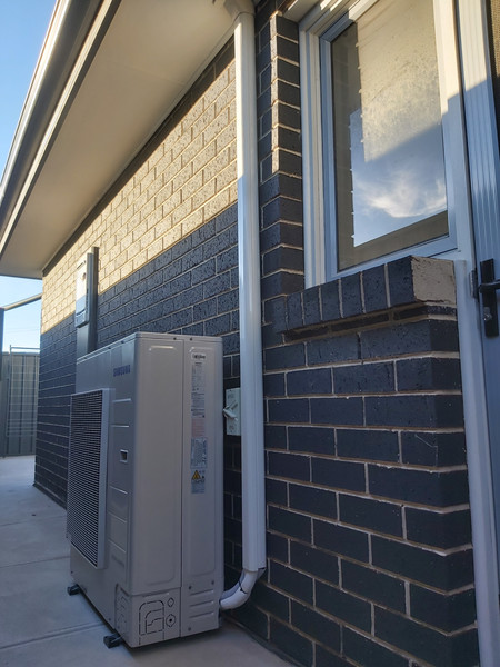 9kw Samsung ducted