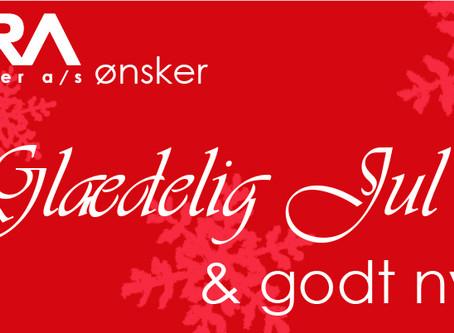 ATRA ønsker glædelig jul og godt nytår