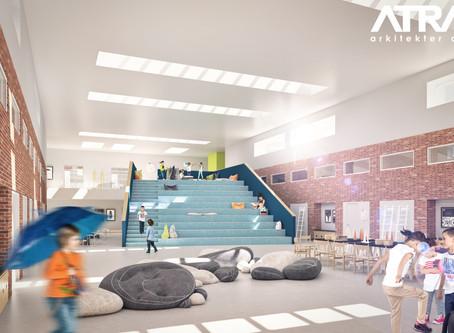 ATRA arkitekter fortsætter væksten på skoleområdet