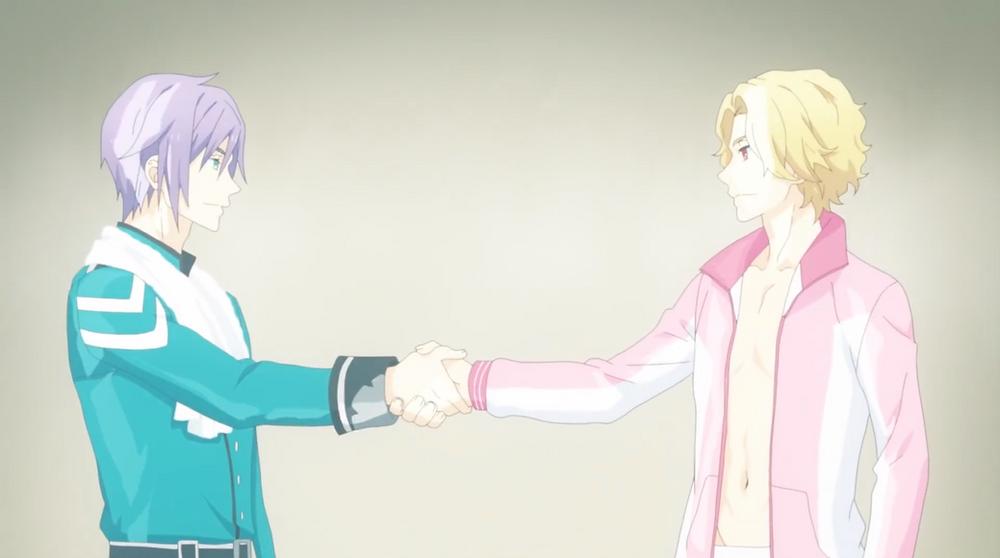 Himekawa and Kuonji