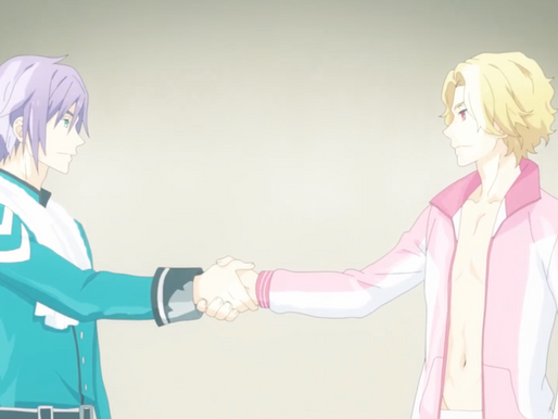 In Skate-Leading Stars EP9, the side characters shine, but not enough to brighten this dull plot