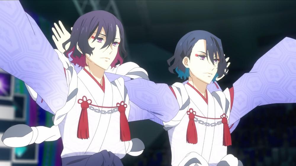 Ishikawa twins
