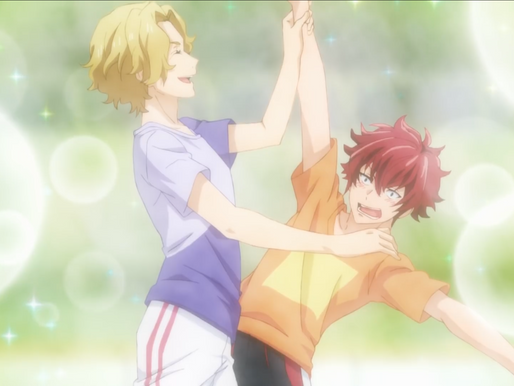 Skate-Leading Stars EP4 awkwardly twirls in the wrong direction