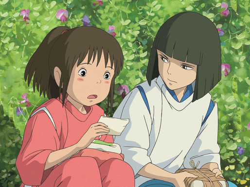 Ghibli's calling card: 20 years with 'Spirited Away'