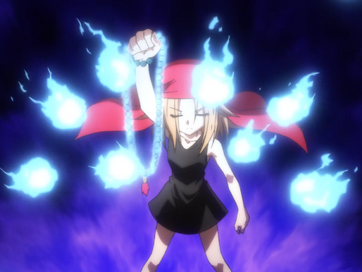 Shaman King Episode 3: Awaken my spirits!