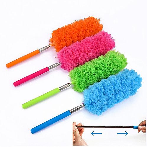Microfiber Duster Brush Extendable Hand Dust Cleaner Anti Dusting Brush