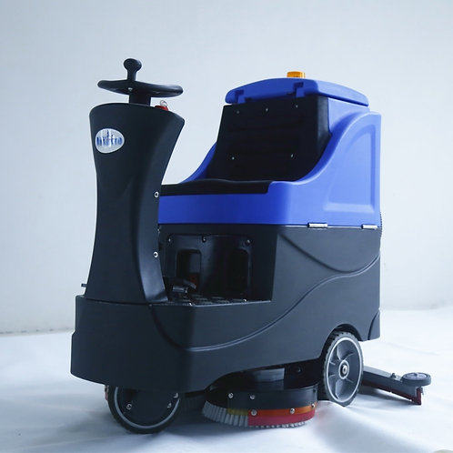 Ride on Car Floor Scrubber Dryer Cleaning Machine