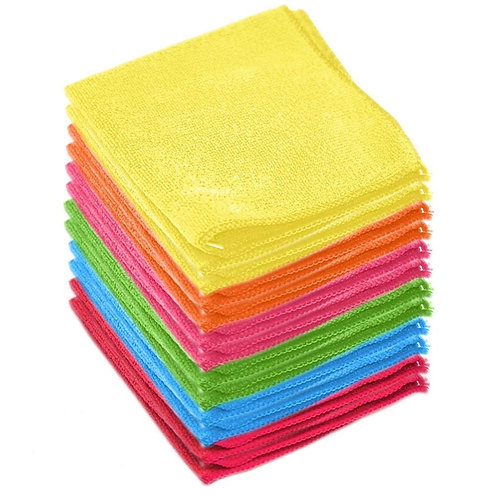 Microfiber Cleaning Cloth Towel Absorbent