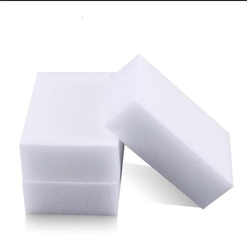 100 Pc Kitchen Clean Magic Sponge Eraser Kitchen Clean Household